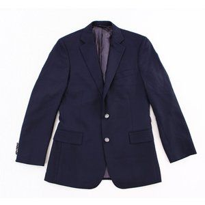 Brooks Brothers Regent Metal Button Wool Blazer